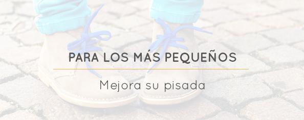 Plantillas de pies para niños en Valencia y Benetússer