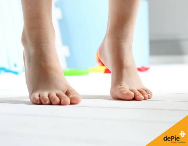 Podología infantil. ¿Cuándo llevar a un niño al podólogo infantil?