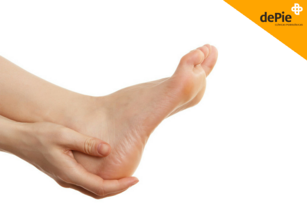 Dolor de tobillo. Causas y tratamiento del dolor de tobillo en dePie