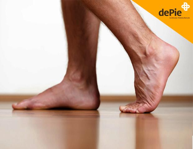 tendinitis en el pie. Que es, causas y tratamiento.