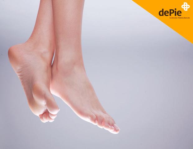 durezas en los pies, causas y tratamiento.