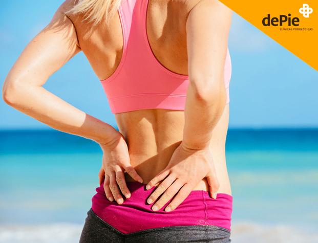 dolor de espalda baja. Causas, síntomas y tratamiento
