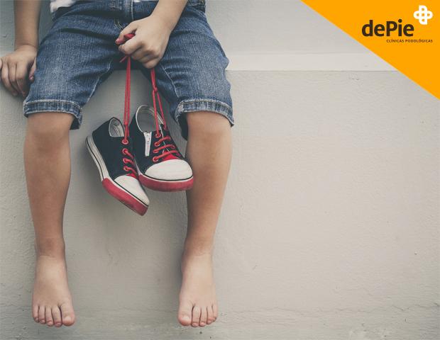 la mejor vuelta al cole para los pies de los niños