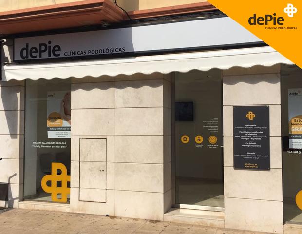 Los mejores podólogos o podólogas en dePie Valencia y Castellón.