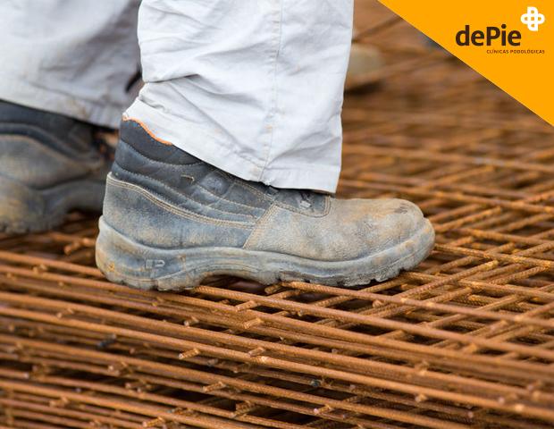 calzado de seguridad para proteger tus pies