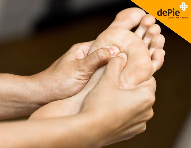 Señales en los pies por los que deberías visitar al podólogo