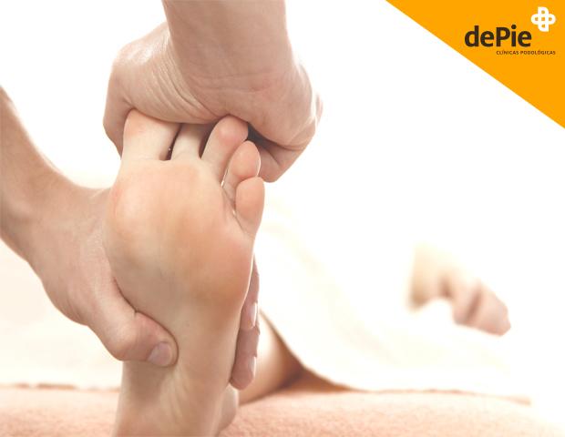 cirugía percutánea del pie