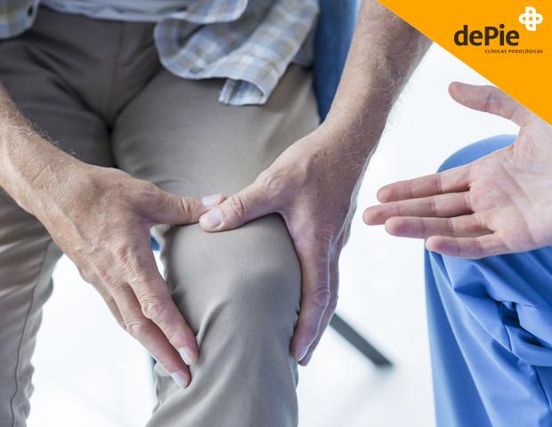 gonalgia o dolor de rodilla