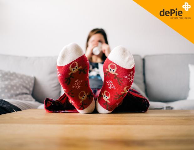 cuidado de los pies en invierno